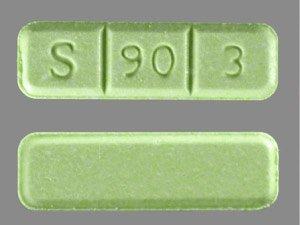 Green Xanax