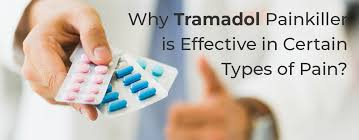 Tramadol is a painkiller